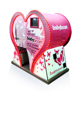 PhotoBooth Digital Centre - Baby Boom